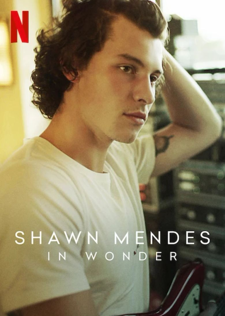 Shawn Mendes: In Wonder Poster