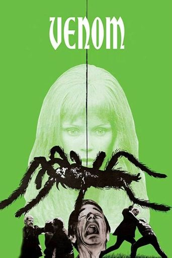 The Legend of Spider Forest Poster