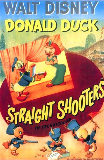 Straight Shooters Poster