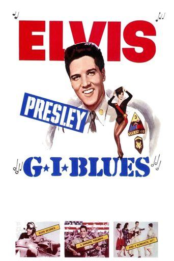 G.I. Blues Poster