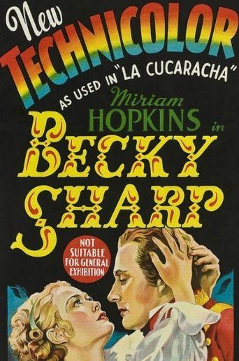 Becky Sharp Poster