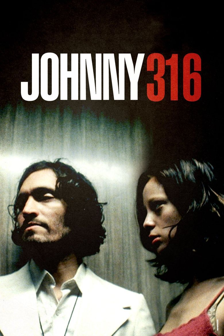 Johnny 316 Poster