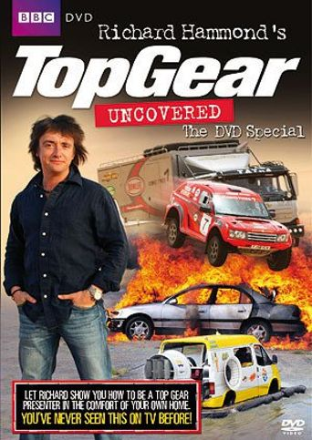 Top Gear: Uncovered Poster