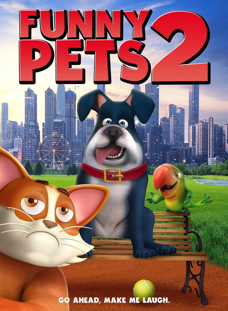 Funny Pets 2 Poster
