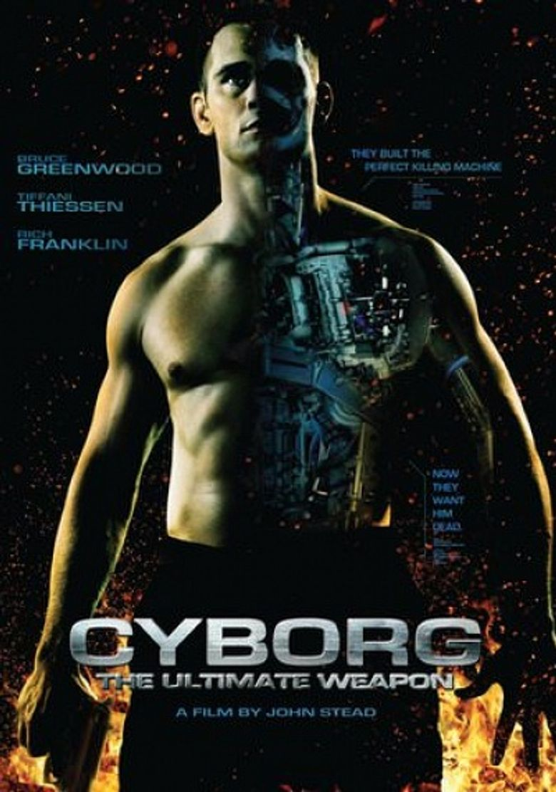 Cyborg: The Ultimate Weapon Poster