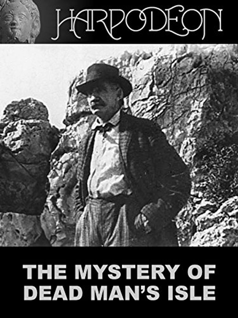 The Mystery of Dead Man's Isle Poster