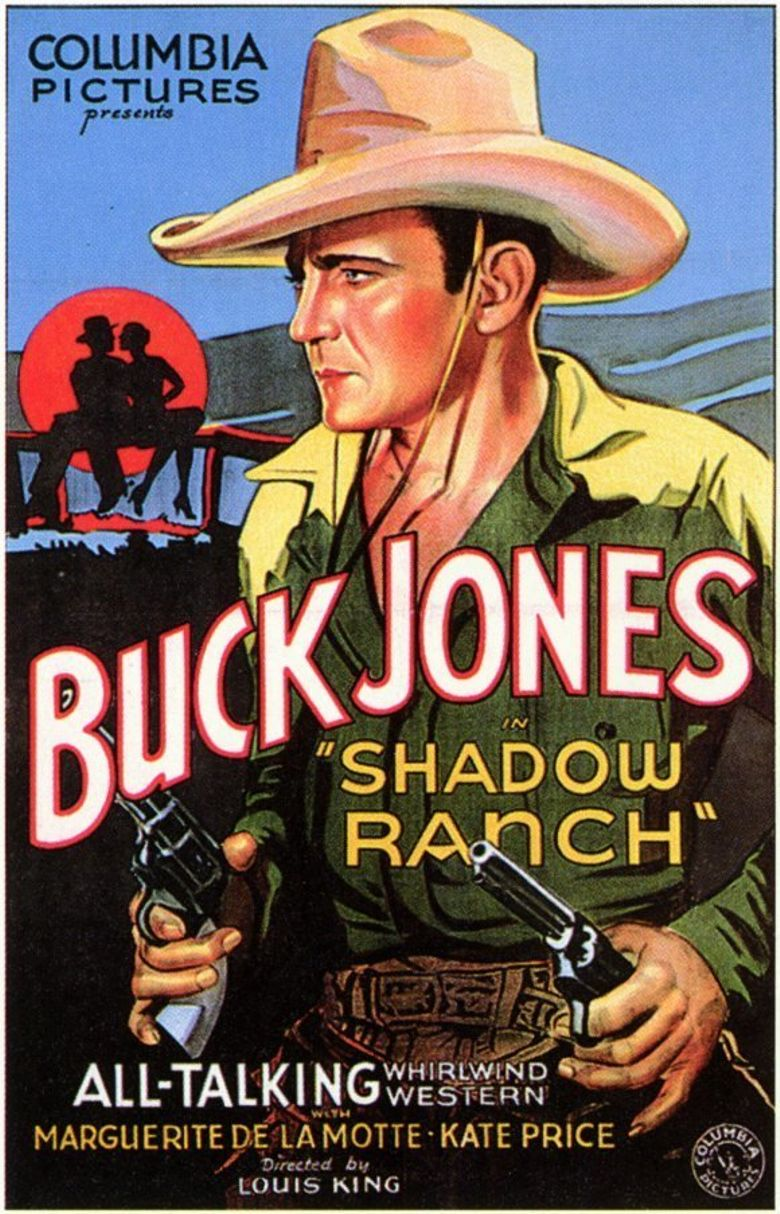 Shadow Ranch Poster