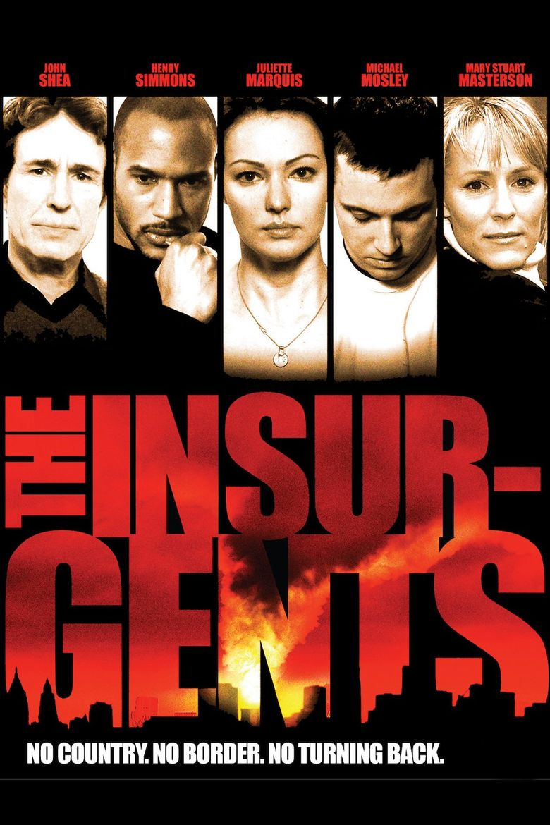 The Insurgents Poster
