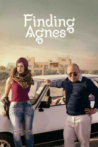 Finding Agnes Poster