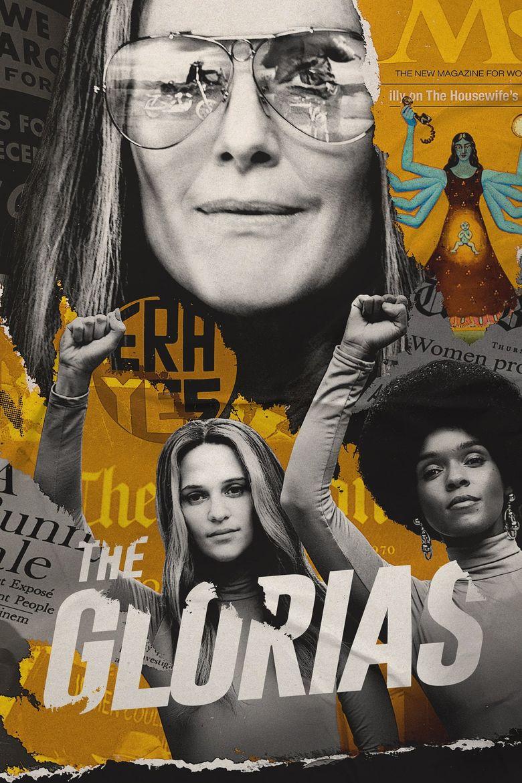 The Glorias Poster