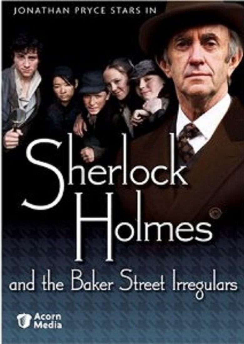 Sherlock Holmes and the Baker Street Irregulars Poster