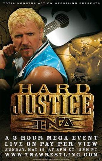 TNA Hard Justice 2005 Poster