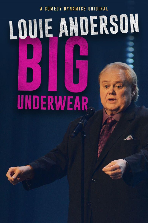 Louie Anderson: Big Underwear Poster