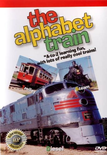 The Alphabet Train Poster
