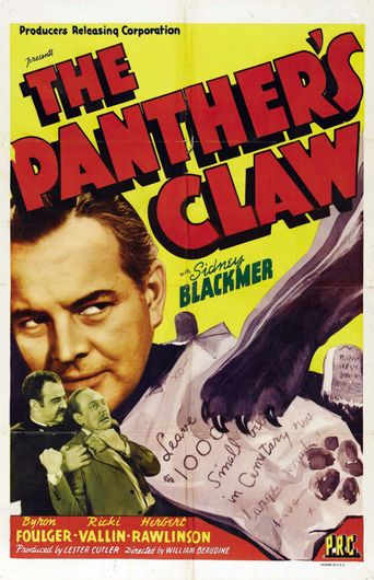 Watch The Panther's Claw