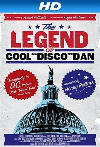 The Legend of Cool Disco Dan Poster