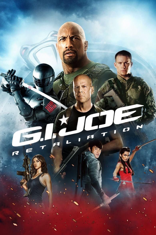 G.I. Joe: Retaliation Poster