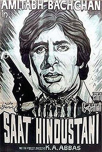 Saat Hindustani Poster