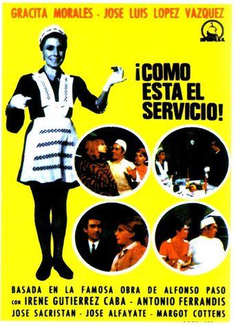 ¡Cómo está el servicio! Poster