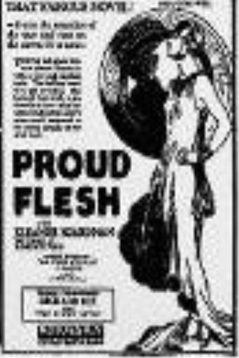 Proud Flesh Poster