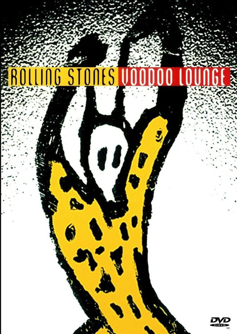 The Rolling Stones: Voodoo Lounge Poster