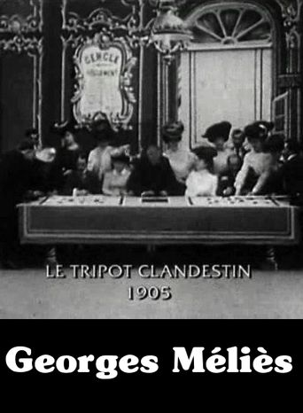 The Scheming Gambler's Paradise Poster