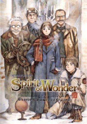 Spirit of Wonder: Scientific Boys Club Poster
