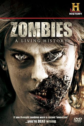Zombies: A Living History Poster