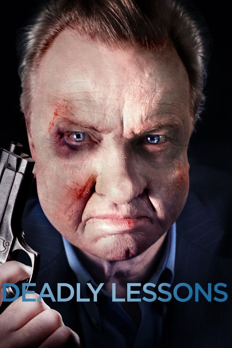 Deadly Lessons Poster