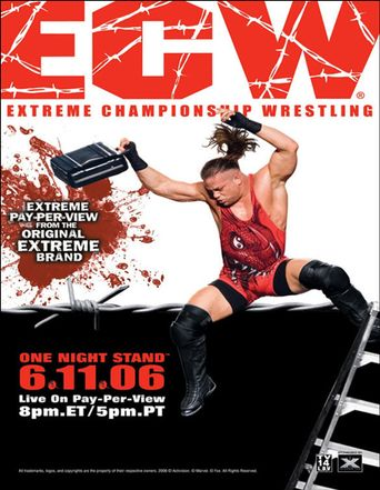 ECW One Night Stand 2006 Poster