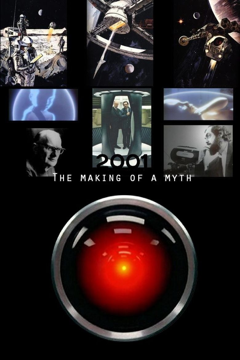 2001: The Making of a Myth Poster