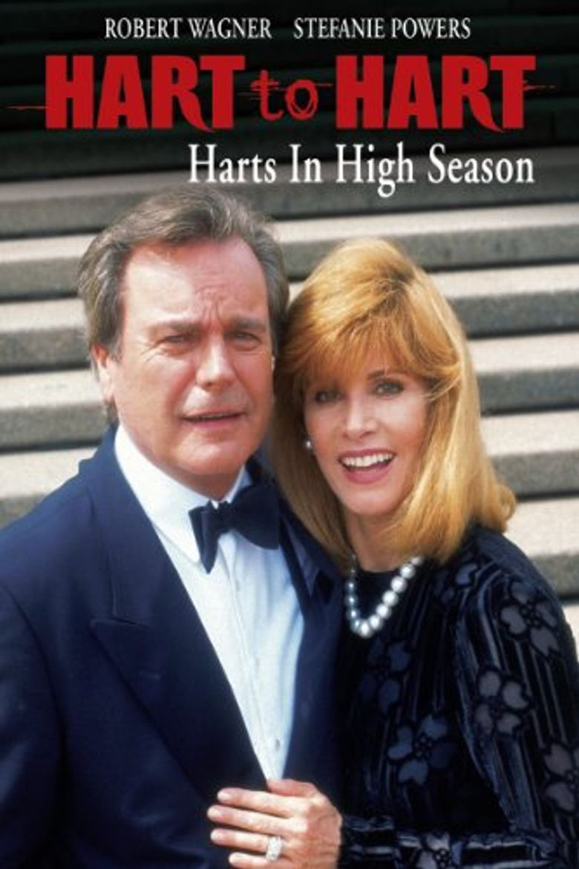 Hart to Hart: Harts in High Season Poster