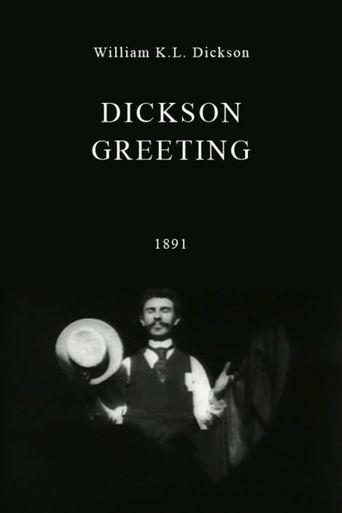 Dickson Greeting Poster