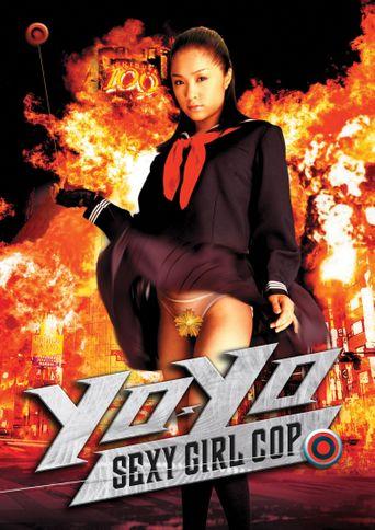 Yo-Yo Sexy Girl Cop Poster