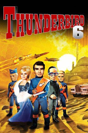 Thunderbird 6 Poster