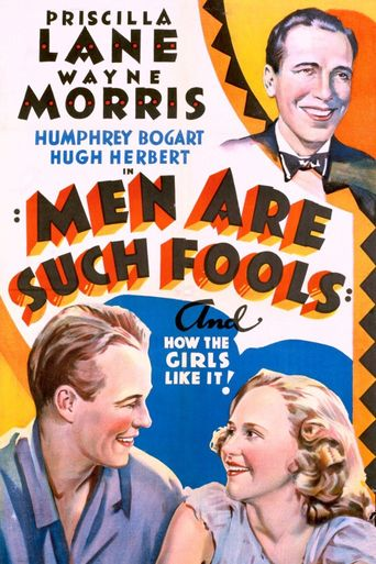 Men Are Such Fools Poster