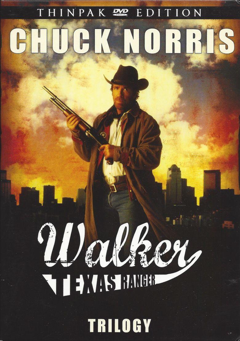 Walker Texas Ranger 3: Deadly Reunion Poster