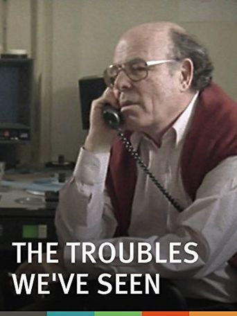 The Troubles We've Seen Poster