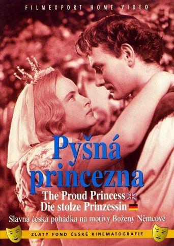 The Proud Princess Poster