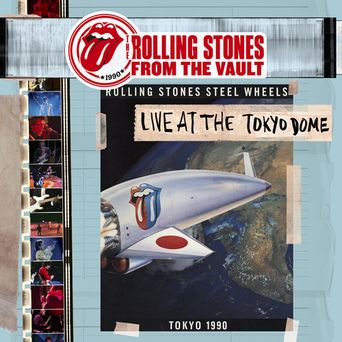 The Rolling Stones: From the Vault - Live at the Tokyo Dome 1990 Poster