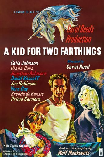 A Kid for Two Farthings Poster