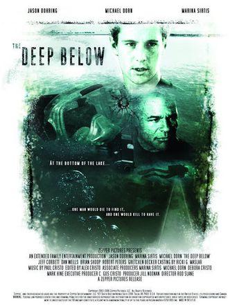 The Deep Below Poster