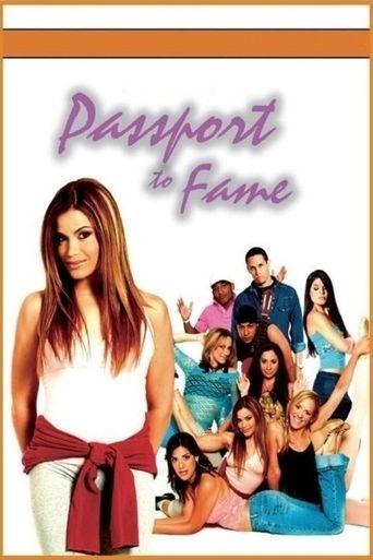 Pasaporte a la fama Poster