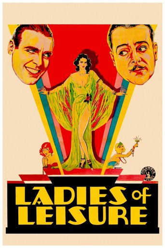 Ladies of Leisure Poster