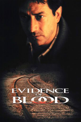 Evidence of Blood Poster