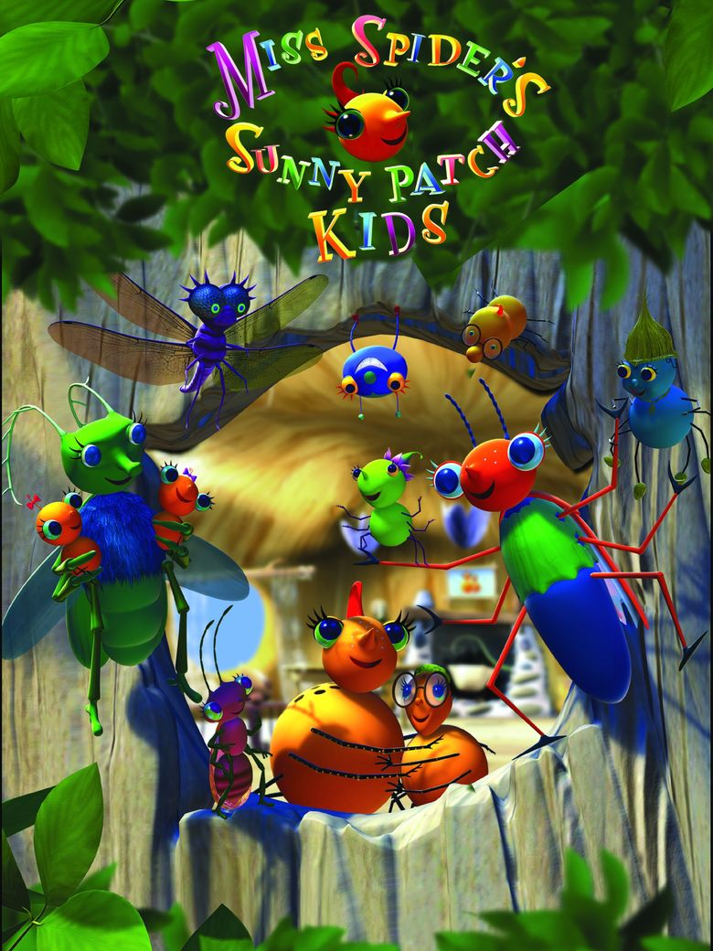 Watch Miss Spider's Sunny Patch Kids