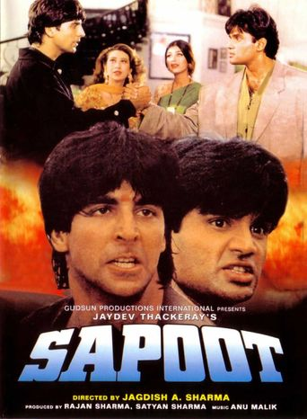 Sapoot Poster