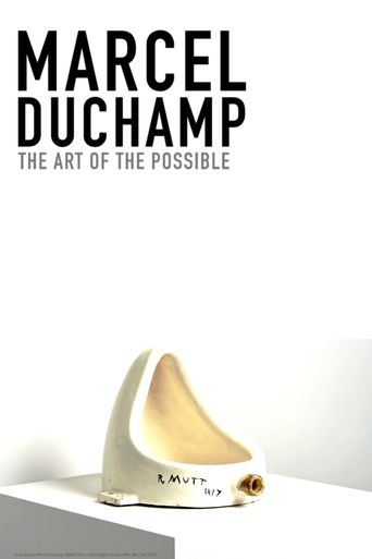 Marcel Duchamp: The Art of the Possible Poster
