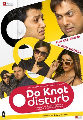 Do Knot Disturb Poster
