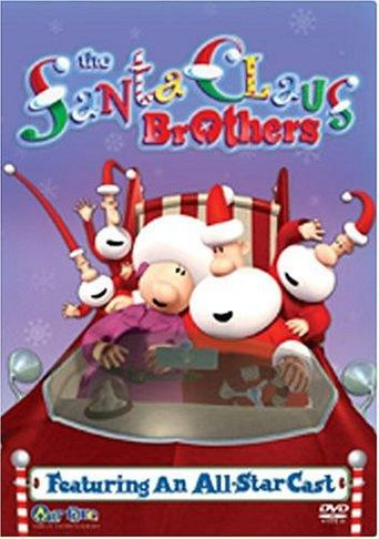 The Santa Claus Brothers Poster